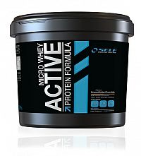 Micro Whey Active od Self OmniNutrition 2000 g Cafe Latte