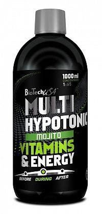 Multi Hypotonic 1:65 - Biotech USA 1000 ml. Citrón