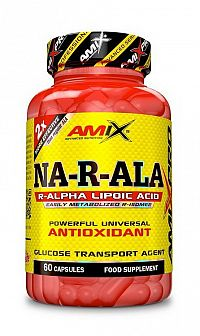 NA-R-ALA - Amix 60 kaps.