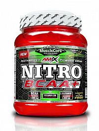Nitro BCAA Plus - Amix 500 g Black Cherry