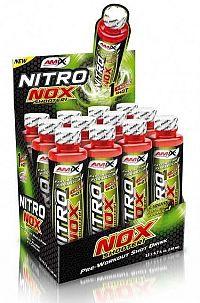 Nitro NOX Shooter - Amix 12 x 140 ml. Blue Grapes