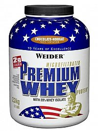 Premium Whey - Weider 2300 g Vanila-Karamel