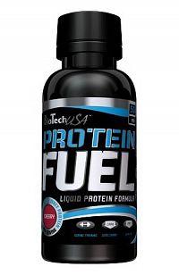 Protein Fuel - Biotech USA 1 ks/50 ml Jablko-limetka