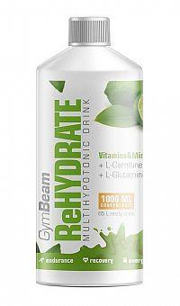 Rehydrataci - GymBeam 1000 ml. Orange