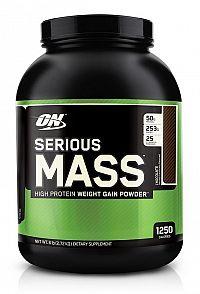 Serious Mass - Optimum Nutrition 2727 g Banán