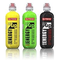 Smash Energy Up od Nutrend 500 ml Green