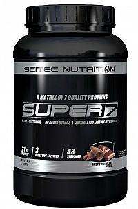 Super 7 - Scitec 1300 g Mliečna čokoláda