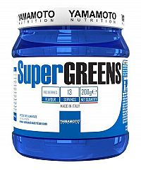 Super Greens - Yamamoto 200 g  Red Berries