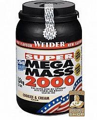 Super Mega Mass 2000 od Weider 1500 g Čokoláda