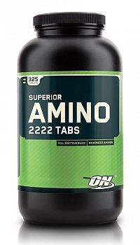 Superior Amino 2222 - Optimum Nutrition 320 tbl
