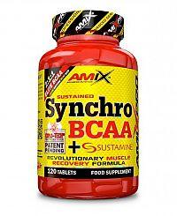 Synchro BCAA + Sustamine tabletová verze - Amix 120 tbl.