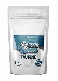 Taurine od Muscle Mode 500 g Neutrál