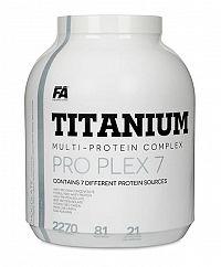 Titanium Pro Plex 7 od Fitness Authority 2270 g Jahoda
