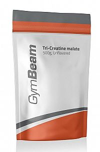 Tri-Creatine malate - GymBeam 500 g