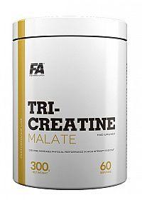 Tri-Creatine Malate od Fitness Authority 300 g Cranberry