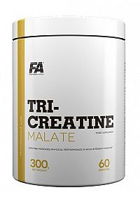 Tri-Creatine Malate od Fitness Authority 300 g Raspberry