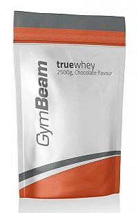 True Whey - GymBeam 2500 g White Chocolate
