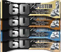 Tyčinka: 60% Protein Bar - Weider 45 g Salted Peanut Caramel
