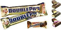 Tyčinka: Double Pro Bar - Weider 100 g Hazelnut+Banana