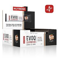 Tyčinka: Evoq - Nutrend 60 g Chocolate+Cool Mint