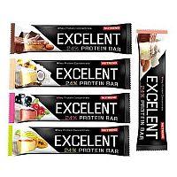 Tyčinka Excelent Protein Bar - Nutrend 1ks/85g Limetka+papája