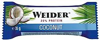 Tyčinka: Fitness Bar - Weider 35 g Coconut