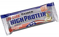 Tyčinka Low Carb High Protein Bar - Weider 50 g Peanut-Caramel
