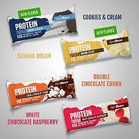 Tyčinka: Protein PureBar - GymBeam 60 g Cookies & Cream