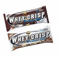 Tyčinka Whey-Crisp Protein Bar - All Stars 50 g Biela čokoláda