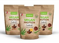 Vegan Protein - Kompava 525 g Holland Cocoa & Orange