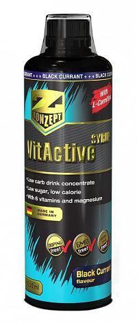 VitActive + L-Carnitine od Z-Konzept 1000 ml. Papaya
