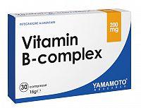 Vitamin B-Complex - Yamamoto 30 tbl.