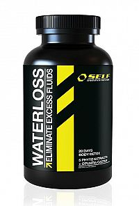 Waterloss od Self OmniNutrition 120 kaps.