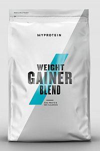 Weight Gainer Blend - MyProtein 2500 g Vanilla