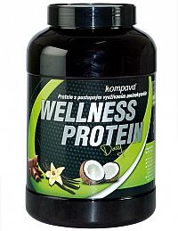 Wellness Protein - Kompava 525 g Natural