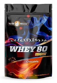 Whey 80 Instant - Still Mass 1000 g Choco Cookies