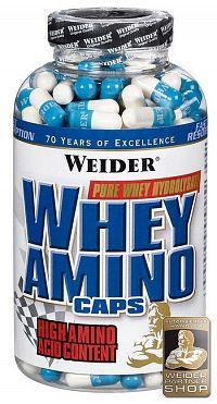 Whey Amino Caps - Weider 280 kaps.