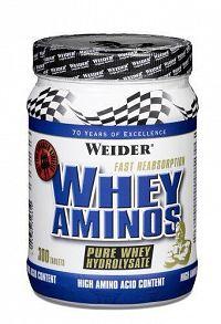 Whey Aminos - Weider 300 tbl.