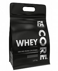 Whey Core od Fitness Authority 2270 g Banana+Peach