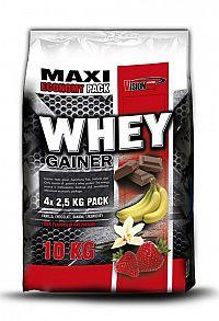 Whey Gainer + originál šejkr Zdarma - Vision Nutrition 10 kg MIX