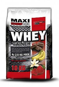 Whey Gainer + originál šejkr Zdarma - Vision Nutrition 2,25 kg Marcipán