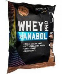 Whey Pro Anabol Refill Pack - Aone 600 g Vanilka
