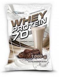 Whey Protein 70 od Grand Nutrition 500 g Jahoda