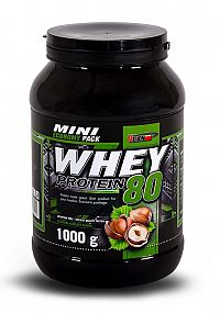 Whey Protein 80 od Vision Nutrition 1000 g Banán