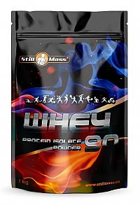 Whey Protein Isolate 90 - Still Mass 2000 g Natural
