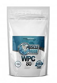 WPC 80 od Muscle Mode 1000 g Neutrál