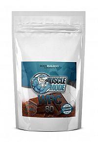 WPC 80 s příchutí od Muscle Mode 1000 g Čokoláda