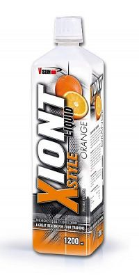 Xiona Style Liquid od Vision Nutrition 1200 ml. Red Grapes