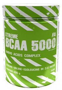 Xtreme BCAA 5000 od Fitness Authority 400 g Orange