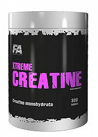 Xtreme Creatine od Fitness Authority 300 tbl.